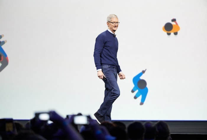 科技股受挫:苹果周一下跌超2%,较一月前跌7%