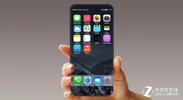 iPhone 8或采用3D深度感测镜头