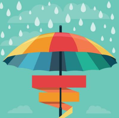 伞 设计 矢量 矢量图 素材 雨伞 400_395