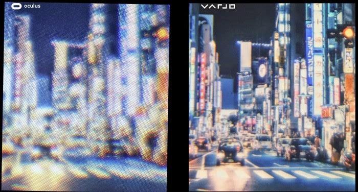 前诺基亚员工初创VR公司 Varjo高端头显可达人眼分辨率  科技资讯