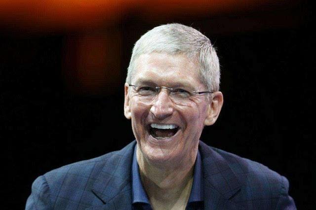 AI技术落后?库克称苹果只是从不说空话