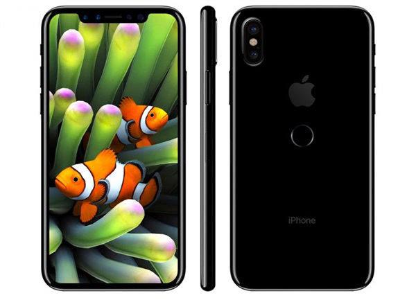 苹果指纹又要出新方案?这会iPhone 8让人猜不透了