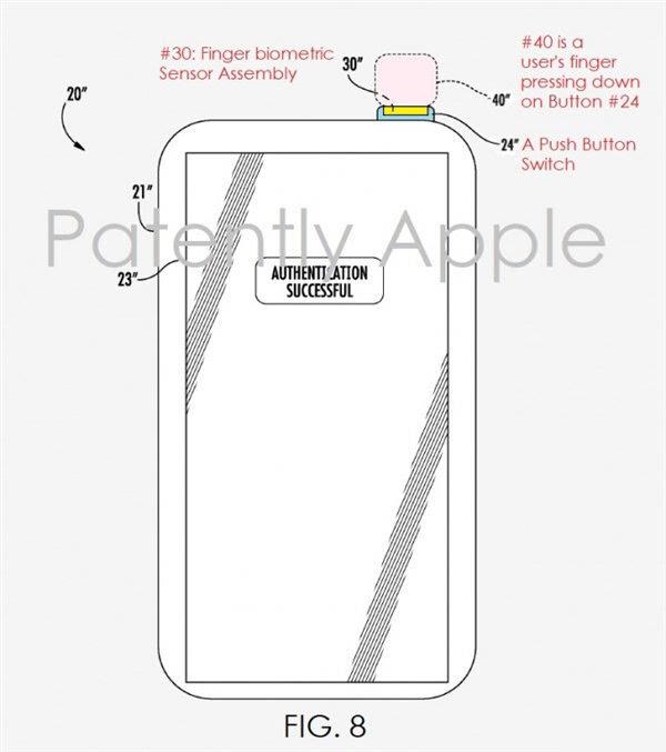 苹果指纹又要出新方案?这会iPhone 8让人猜不透了  aso优化 第2张