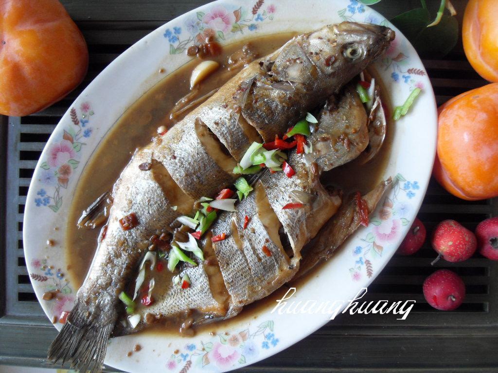 晒酱鱼的做法及步骤图解