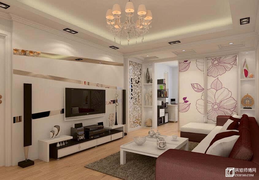 客厅电视背景墙常用哪些材质?价格如何?