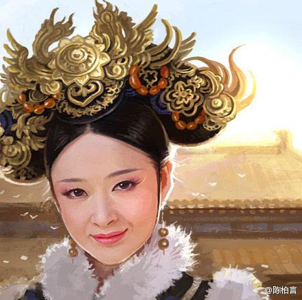 甄嬛传 雍正的最爱 纯元皇后原来是 她