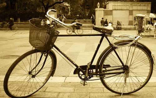 凤凰牌自行车图片