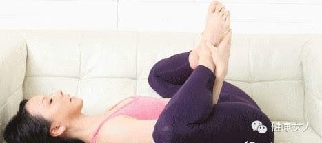 睡前十分钟减肥瑜伽:让你瘦一圈的睡前瑜伽十分钟修身法