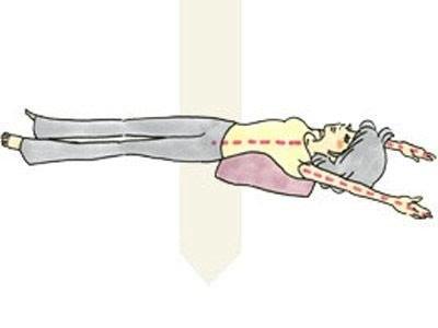 睡前5分钟减肥操跳绳睡眠瘦腿还质量又瘦腰提高减脂肪肝图片