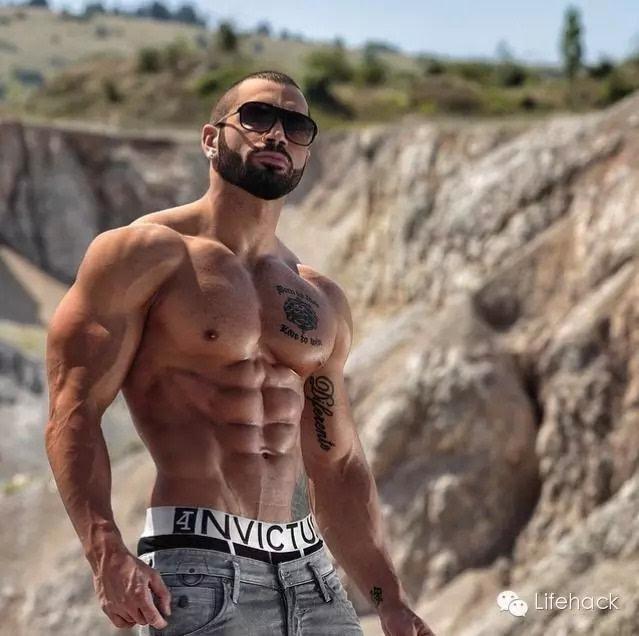 全球颜值最高的5位健身男神 高清图片