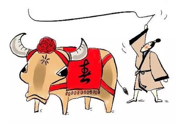 五谷杂粮浆卡通图片-春节如何起源 盘点必知的10个民俗知识