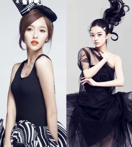 谁才是最时髦的偶像剧女王 唐嫣把赵丽颖都比下去了