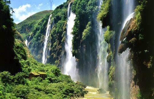 贵州旅游景点大全 一生中不容易错过的风景!