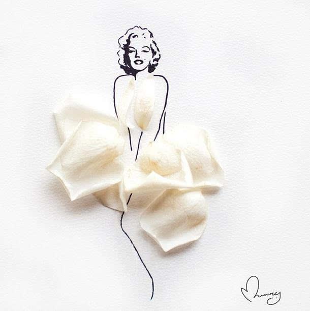 美得让人尖叫的裙子! - 冰融 - 冰融的博客