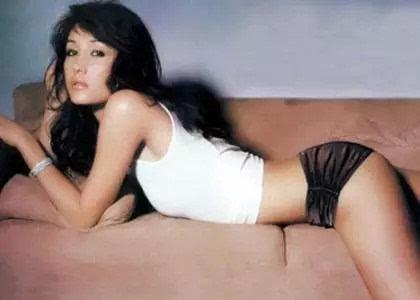 盘点中国娱乐圈十大美臀美女