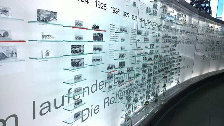 迪汽车博物馆(一)