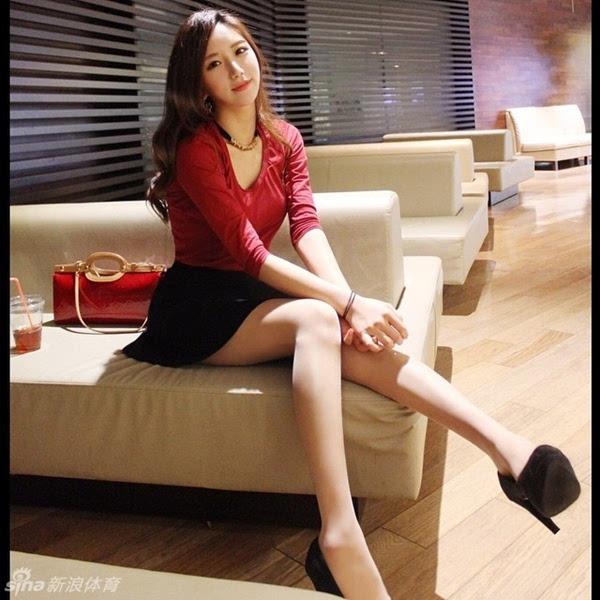 韩国最美体育老师性感照私房照大全艺正花走红
