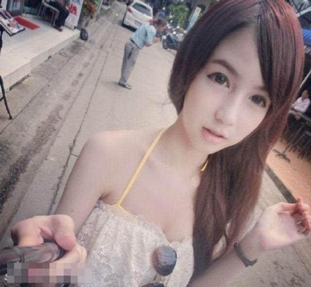 泰国美女明星走红 美得不像人!