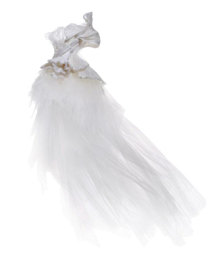 兰玉婚纱12星座系列,有来自星星的力量