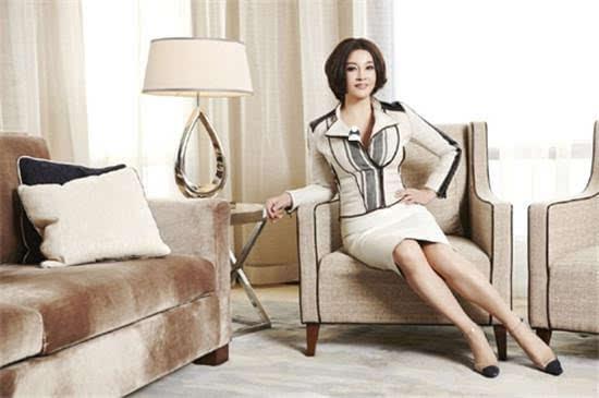 米雪刘晓庆领衔娱乐圈不老明星十大代表人物图片