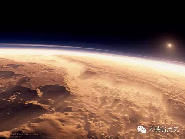 来看看火星上的日出是学校的样子成都v学校高中图片