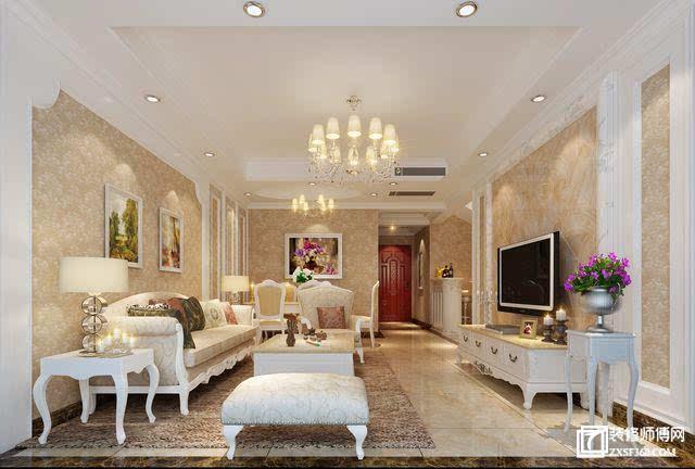 2015装修一套简约欧式风格的房子