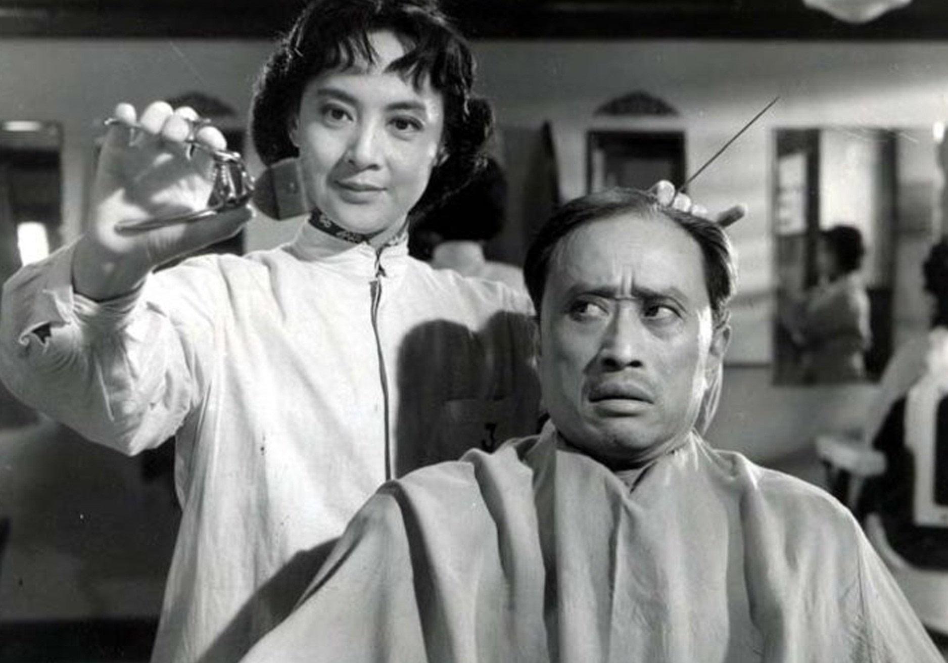 理发师你过来 我想跟你谈谈人生