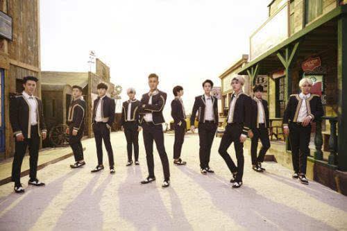 韩国偶像组合歌曲获榜首最多的排行榜