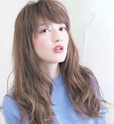 额头窄妹子示范 可爱修颜发型任你挑