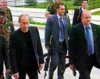 世界上最牛叉最危险的职业,叫做普京的保镖!