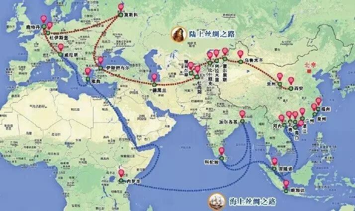因为中国不会坐以待毙,南海填海就是打破美国封锁的必由之路.