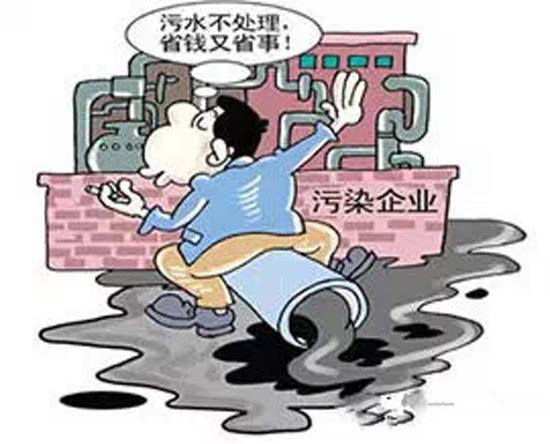 中国水污染严重到了什么程度? 你了解嘛?