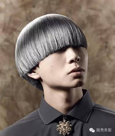 2015男士艺术发型大片(二)图片