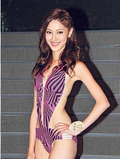 郑嘉颖的23岁女友陈凯琳十大美艳性感照曝光