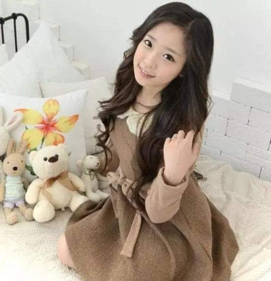 韩国28岁美女整容成10岁少女!不愧是整容大国!