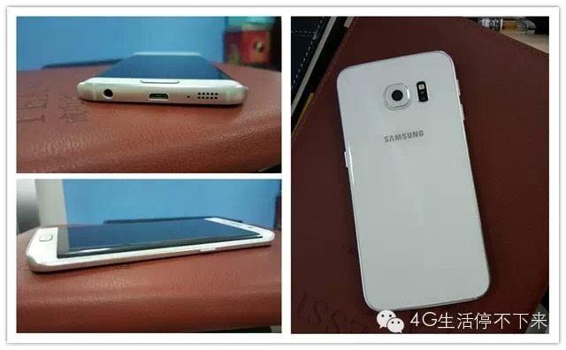 三星s6edge图片白色_2015下半年旗舰SamsungGalaxyNote5与S6