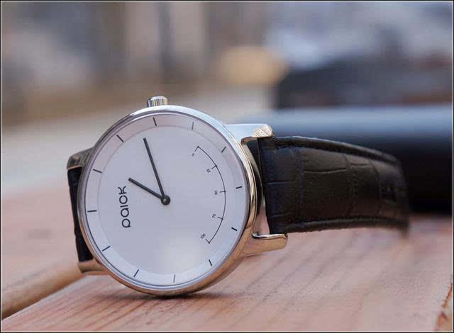 还在等Apple Watch?轻奢优雅paick智能腕表体