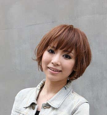 脸型适合的发型推荐 发型设计与脸型搭配图片