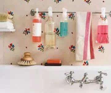 日本美女少妇家里的卫生间,不得不服,简直绝了!