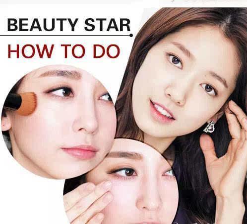 手把手化淡妆的步骤,立刻叫你变美丽