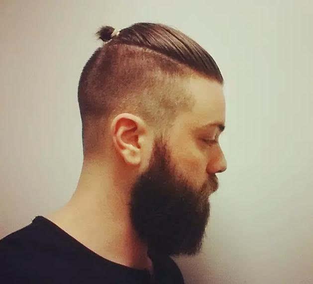 流行男发型图片