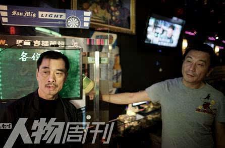 武汉十七中教室-没想到当年强迫刘嘉玲拍照的居然是李连杰的经纪
