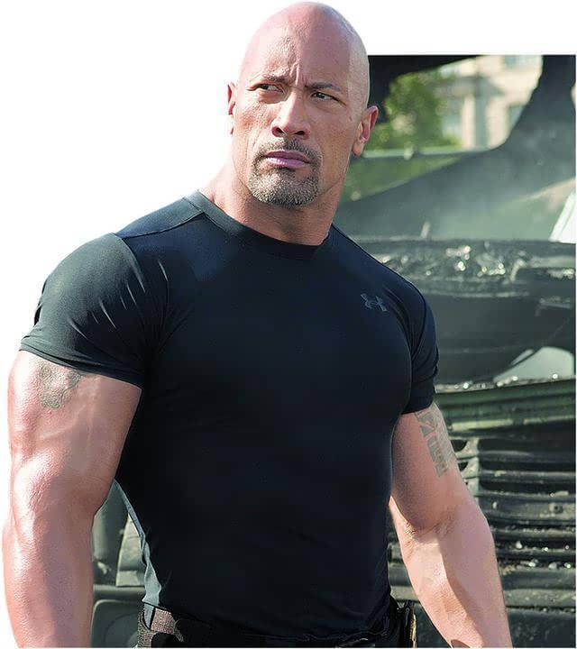 盘点《速度与激情7》中的肌肉硬汉们
