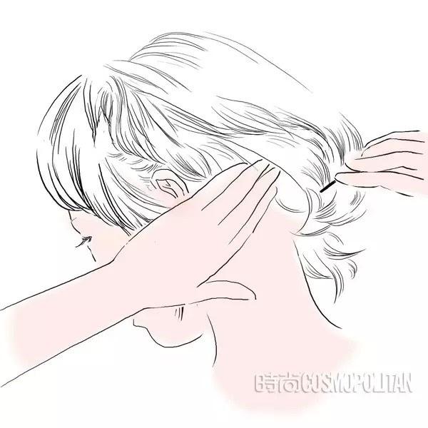 发会让人觉得你的头发已经很长,也足够整齐,但是事实是就算头发又长