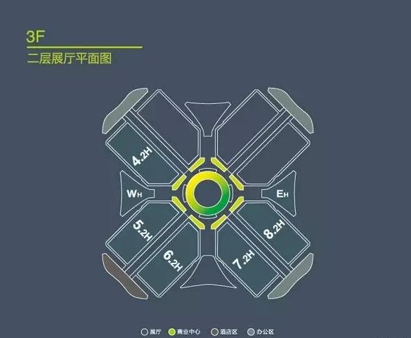直击上海国家会展中心