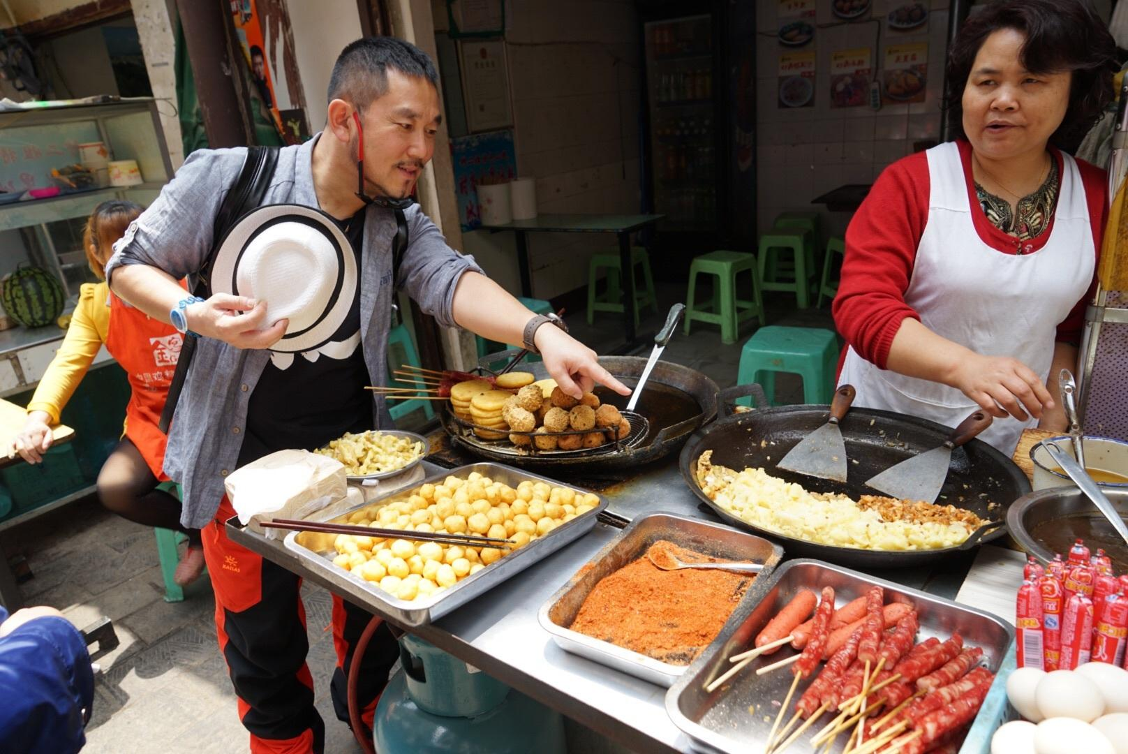 错过【遵义v错过组图】不该路线的潍坊美食攻略美食街老遵义潍县图片