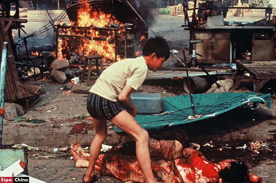 独家图片首披露 40年前红色高棉大屠杀