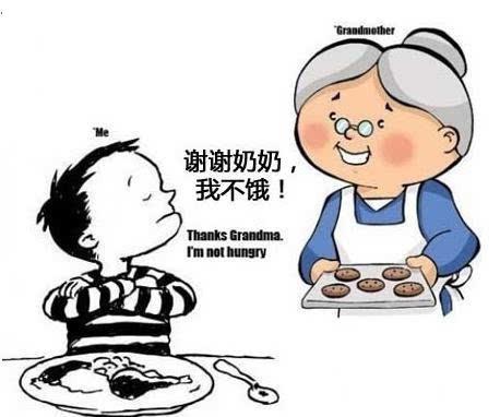 有一种饿叫奶奶姥姥觉得你饿,怎样判断宝贝吃饱了
