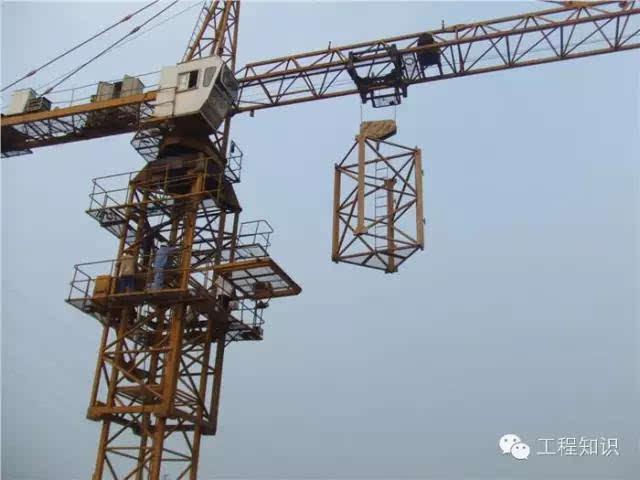 广西5512塔吊接线图