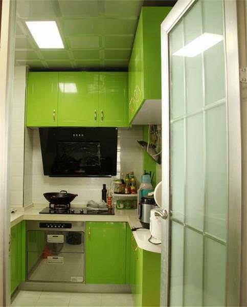 3平米小厨房装修,30款总有一款是你喜欢的!